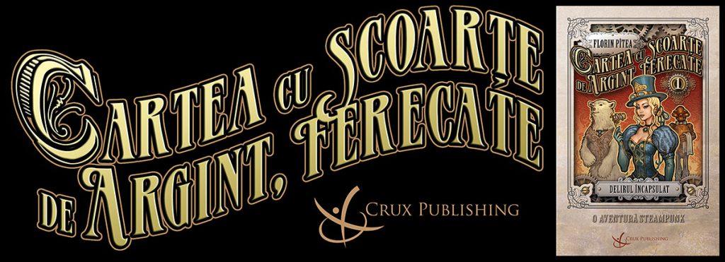 carte steampunk romaneasca delirul incapsulat