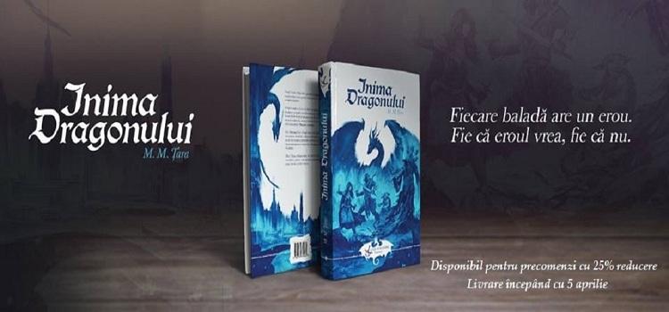 inima dragonului crux publishing