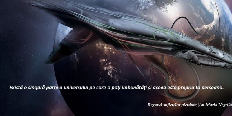ana maria negrila seria stelarium space opera