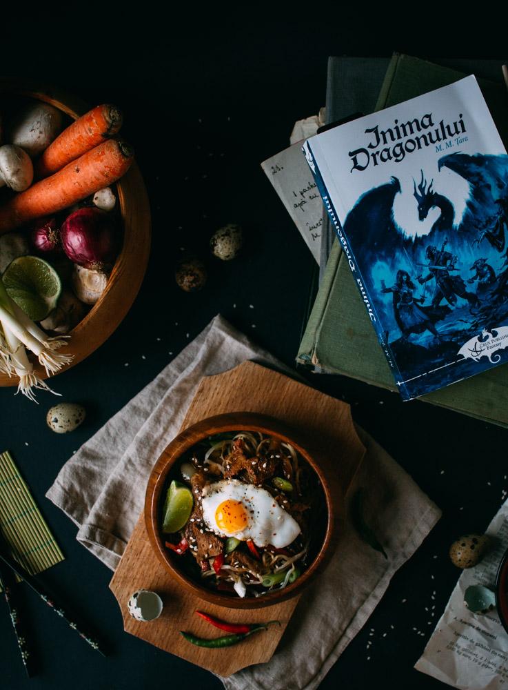inima dragonului asian noodles pancake planet